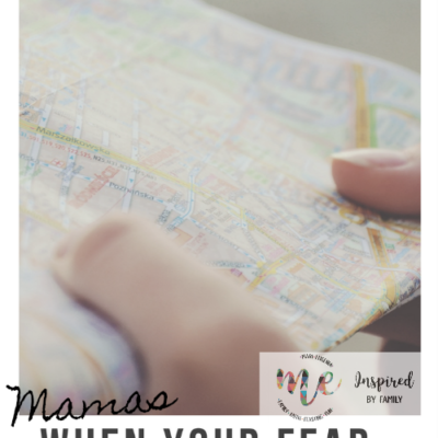 When Your Fear Becomes Your Brave