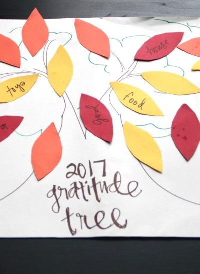 Planting the Seeds of Gratitude When They're Young Matters & Simple Gratitude Activities
