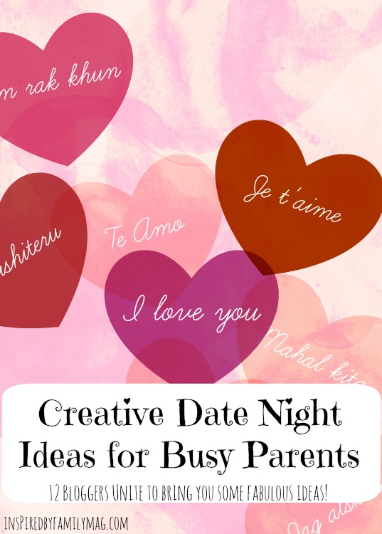 Creative Date Nights for Busy Parents