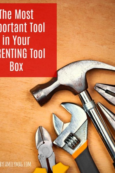 The Most Important Tool in Your Parenting Tool Box & Free Prayer Calendar